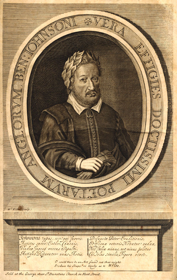 an analysis of the literary works of ben jonson Literature notes volpone play summary table of character analysis volpone mosca celia and bonario sir politic, lady would-be, and peregrine ben jonson.